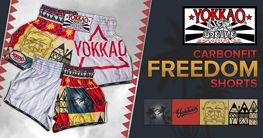 "Yokkao CarbonFit ""Freedom"" Shorts"