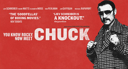 Fight Quality Film Review – Chuck [The Bleeder] (2017)