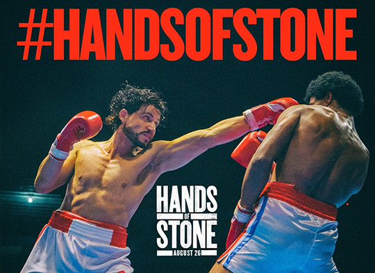 Fight Quality Film Review – Hands of Stone (2016)