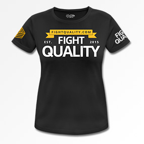 Women's Breathable FQ Training T-Shirt