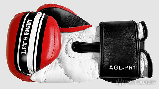 VELO Leather Muay Thai Sparring Gloves Review