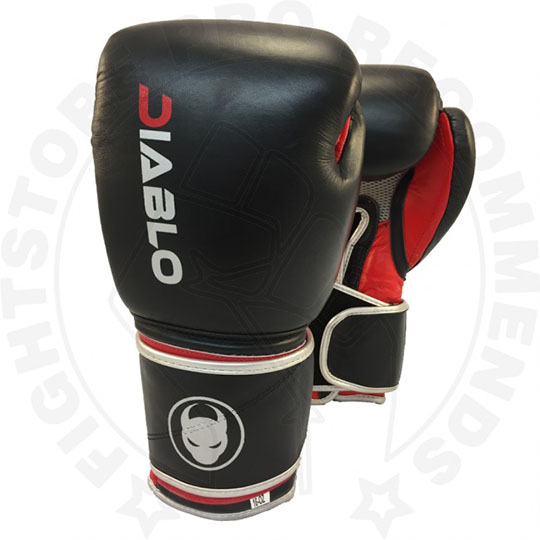 Diablo Leather Boxing Gloves - DB1 Spar