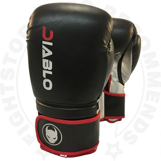 Diablo Boxing Gloves - DBF BoxFit