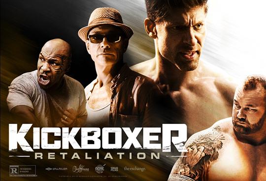 Fight Quality Film Review - Kickboxer: Retaliation (2018)