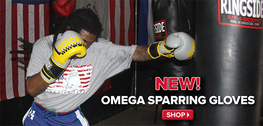 Ringside Omega Training Gloves