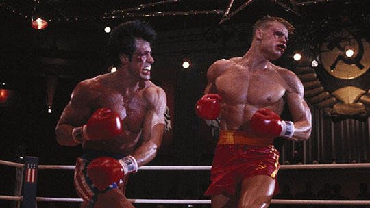 Fight Quality Film Review – Rocky IV (1985)
