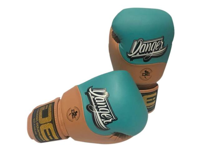 Danger Evolution Vintage Boxing Gloves DEBGE-008