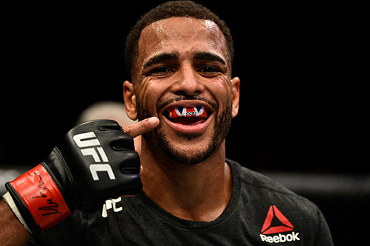 New Opro UFC Mouthguard Designs