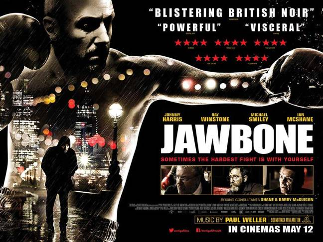 Film Review – Jawbone (2017)