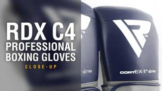 Fight Gear Focus - RDX C4 Professional Boxing Gloves (Video)
