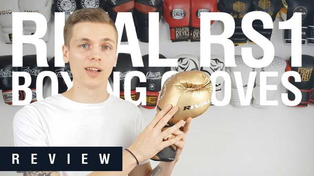 Rival RS1 Pro Sparring Boxing Gloves Review (Video)