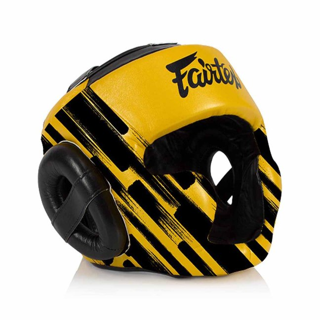 Fairtex Improved HG10 Headgear