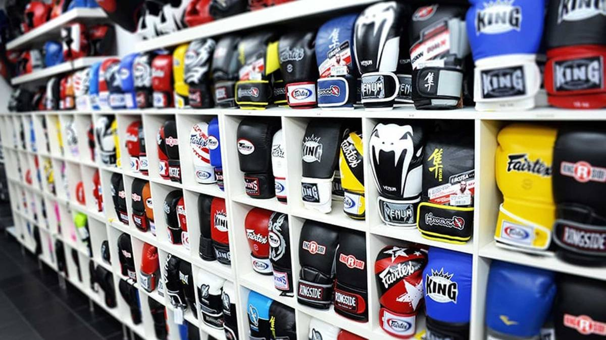 Fight Gear Brands