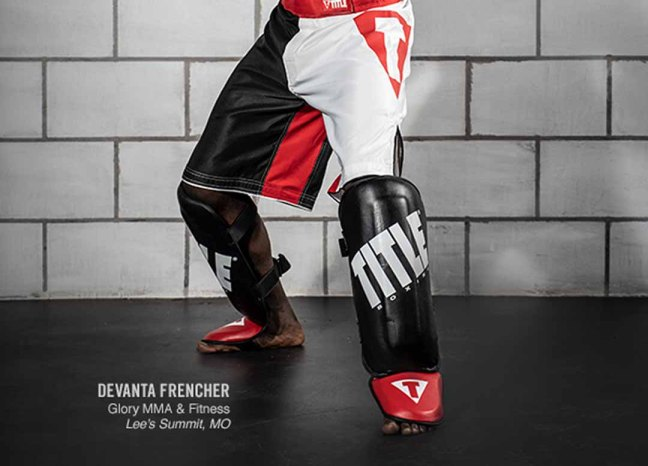 Title Select Pro Style Shin & Instep Guards 2.0