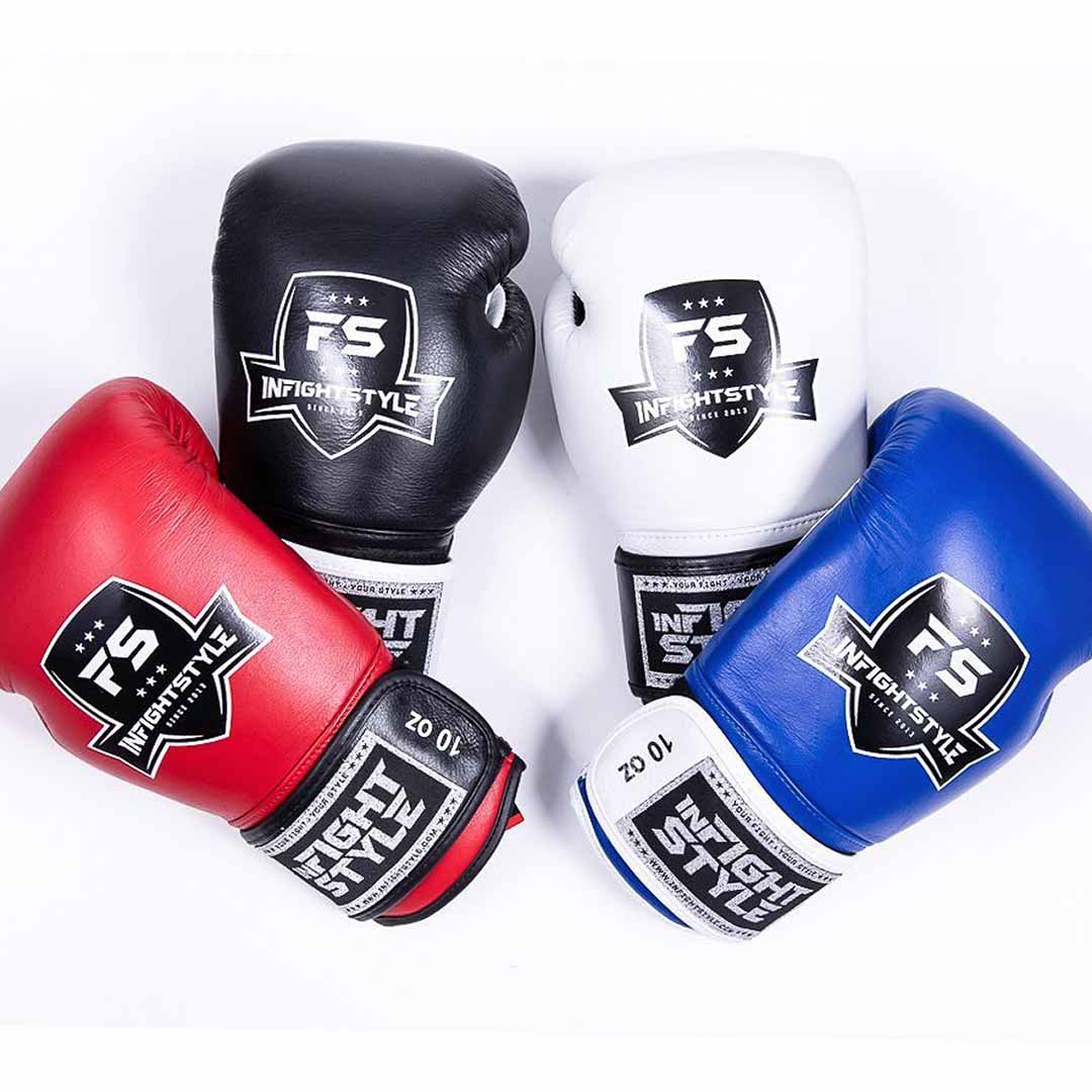 "InFightStyle ""Pro Legacy"" Muay Thai Boxing Gloves"