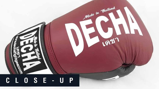 Fight Gear Focus - Decha DBGVL1 Boxing Gloves (Video)