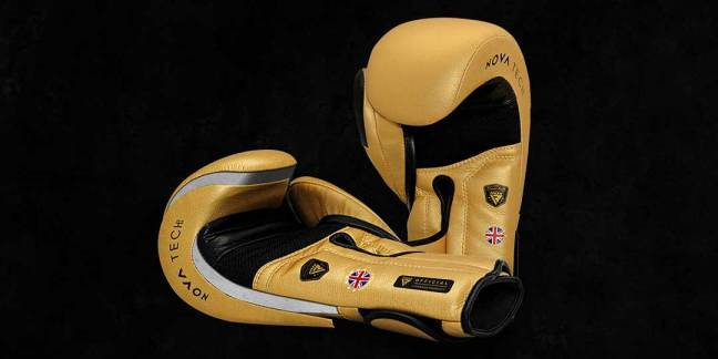 Have RDX Unveiled the Future of Boxing Gloves? RDX Sports Nova Tech S8