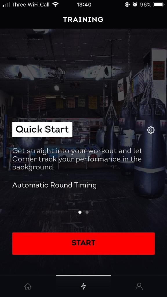 Corner Smart Boxing Performance Trackers Review