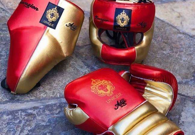 Custom boxing gloves: Unique Luxury
