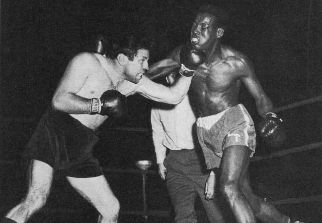 José María Gatica vs Luis Federico Thompson, 1952