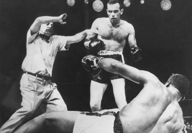 Ingemar Johansson vs Floyd Patterson, 1959