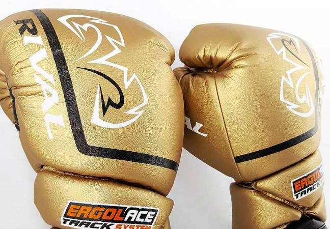 Example Sparring Gloves: Rival RS1 Pro Sparring Boxing Gloves