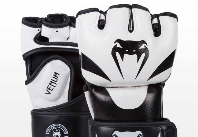 Example MMA Gloves