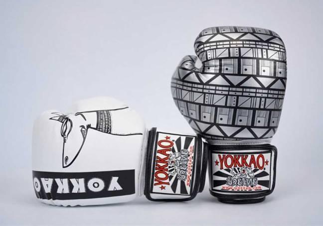 Yokkao Anubis Muay Thai Boxing Gloves