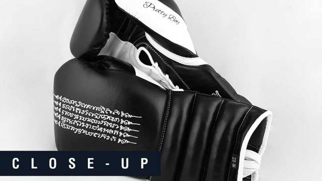 Fight Gear Focus - Infinitude Fight Raptor Xtreme PRO Customised Boxing Gloves (Video)