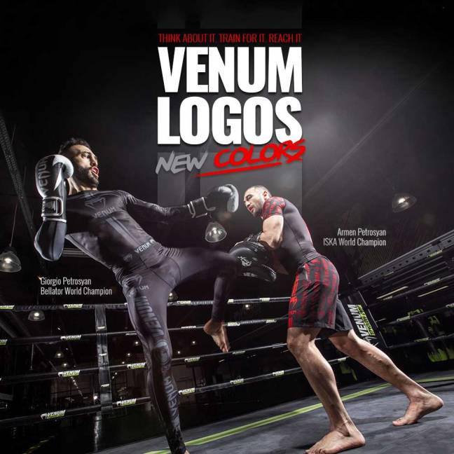 Venum Logos Range