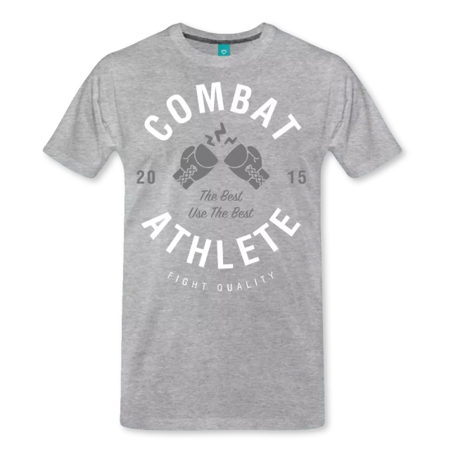 Mens Combat Athlete T-Shirt