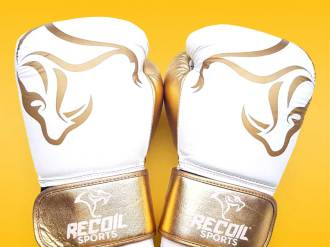Recoil Sports Cobra Boxing Glove