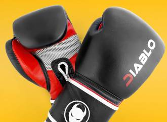Diablo DB1 Spar Boxing Gloves Review (16oz) Review