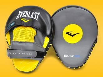 Everlast Evercool Mantis Punch Mitts Review
