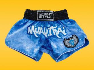InFightStyle Odyssey Retro Shorts Review