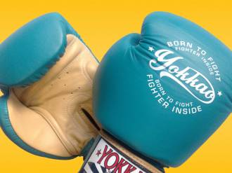 YOKKAO Vintage Muay Thai Boxing Gloves Review