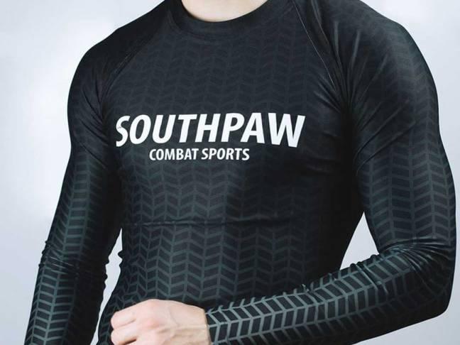 Southpaw MMA Optic Rashguard Review