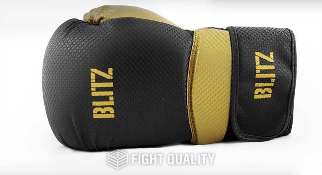 Blitz Centurion Boxing Gloves Review