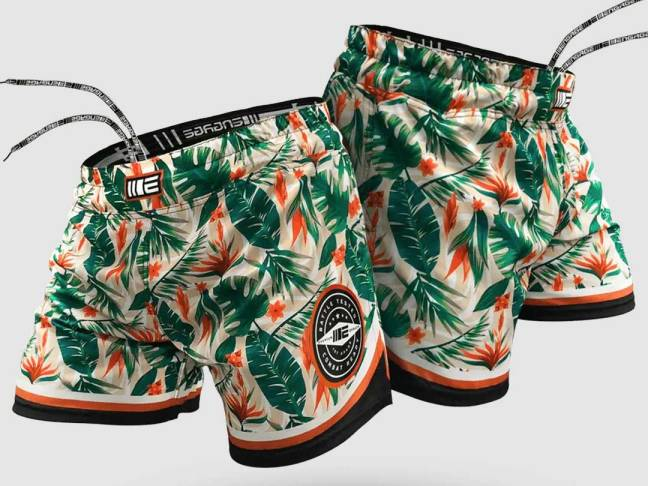 Engage Paradiso MMA Hybrid Fight Shorts Review