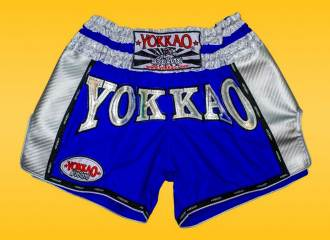 YOKKAO Carbon Muay Thai Shorts (Customised) Review