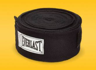 "Everlast 180"" Hand Wraps Review"