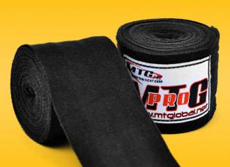 MTG Pro Elasticated Hand Wraps Review