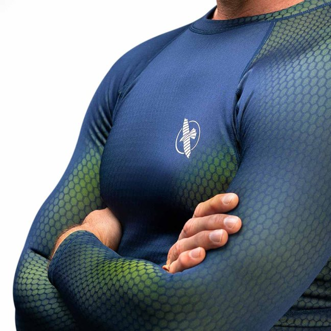 Hayabusa Fusion Rash Guard