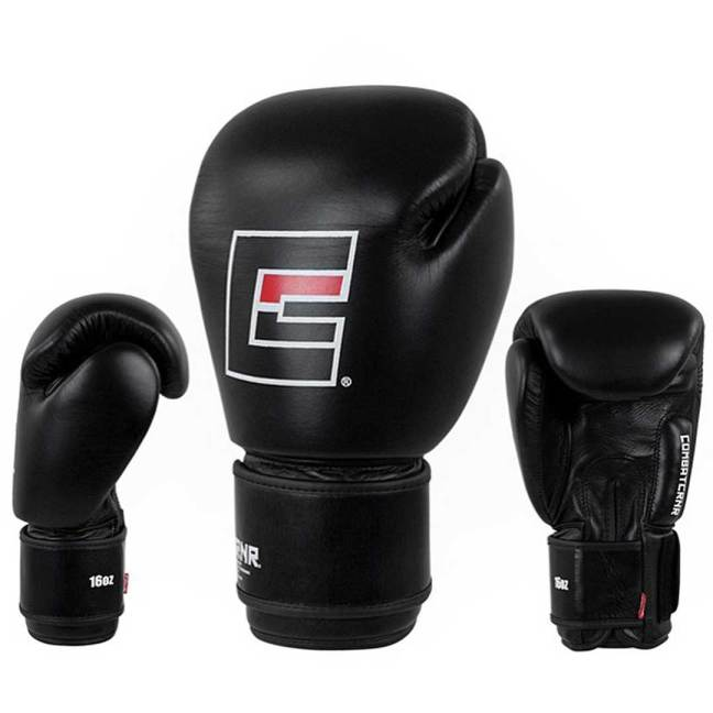 Combat Corner Proper Thai Boxing Gloves