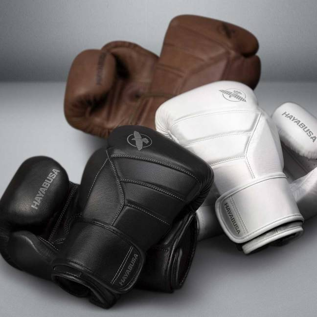 Hayabusa T3 Kanpeki Boxing Gloves (New Colours)
