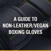 A Guide To Non-Leather/Vegan Boxing Gloves