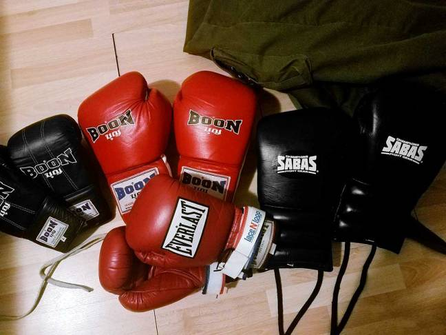 What Every Muay Thai Fighter Should Have in Their Training Bag - Ron King III