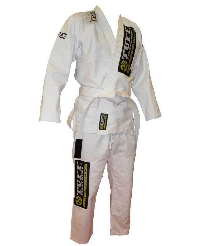 Tuff Fightwear Adult Lightweight BJJ Gi Review