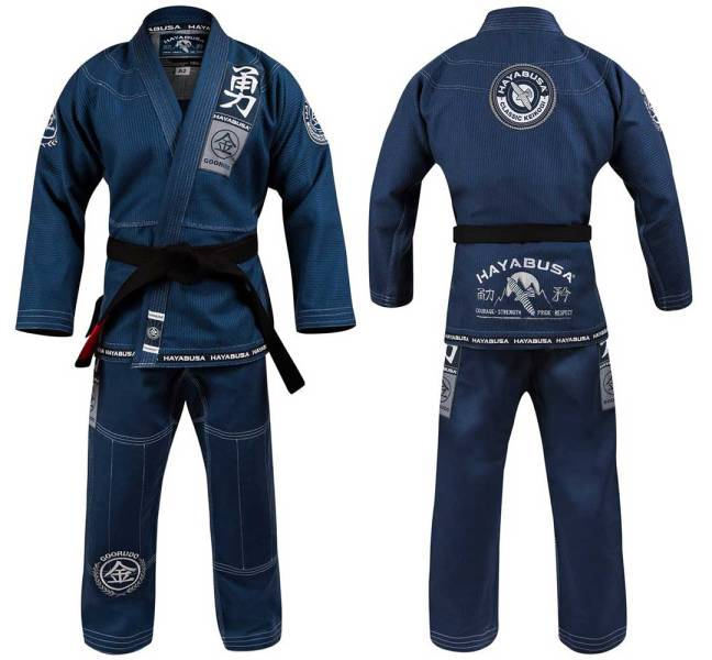 Hayabusa Gold Weave Goorudo 3 BJJ Gi Review