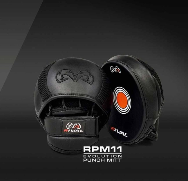 Rival RPM1 Evolution Punch Mitt